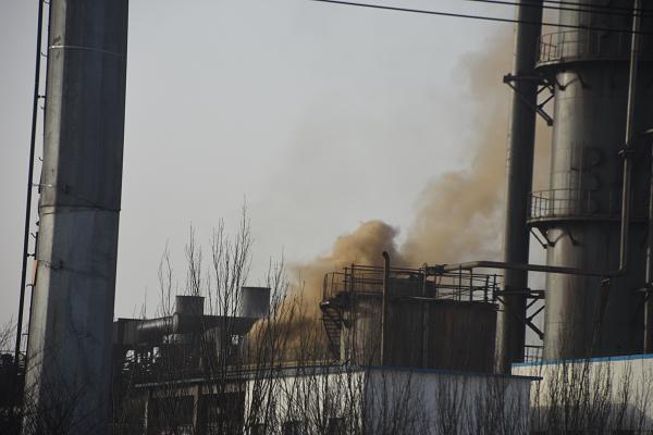 内蒙古乌海:广纳焦化仍在排污