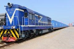 青岛港成为全国首家海铁联运突破百万TEU的港口