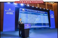 2019中国品牌价值评价信息发布|稻香村集团品牌价值133