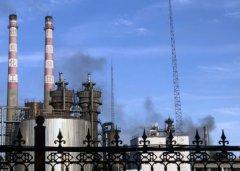 乌海市千里山工业园焦化企业疯狂排污该谁管?