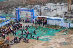 <b>福建漳浦:海伦堡・海伦湾项目工地被抢占 谁在非法施工?</b>
