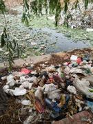 唐山市一村庄把大量不可降解的垃圾掩埋在水源保护地?